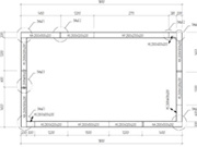 Extension de 20m² - plan